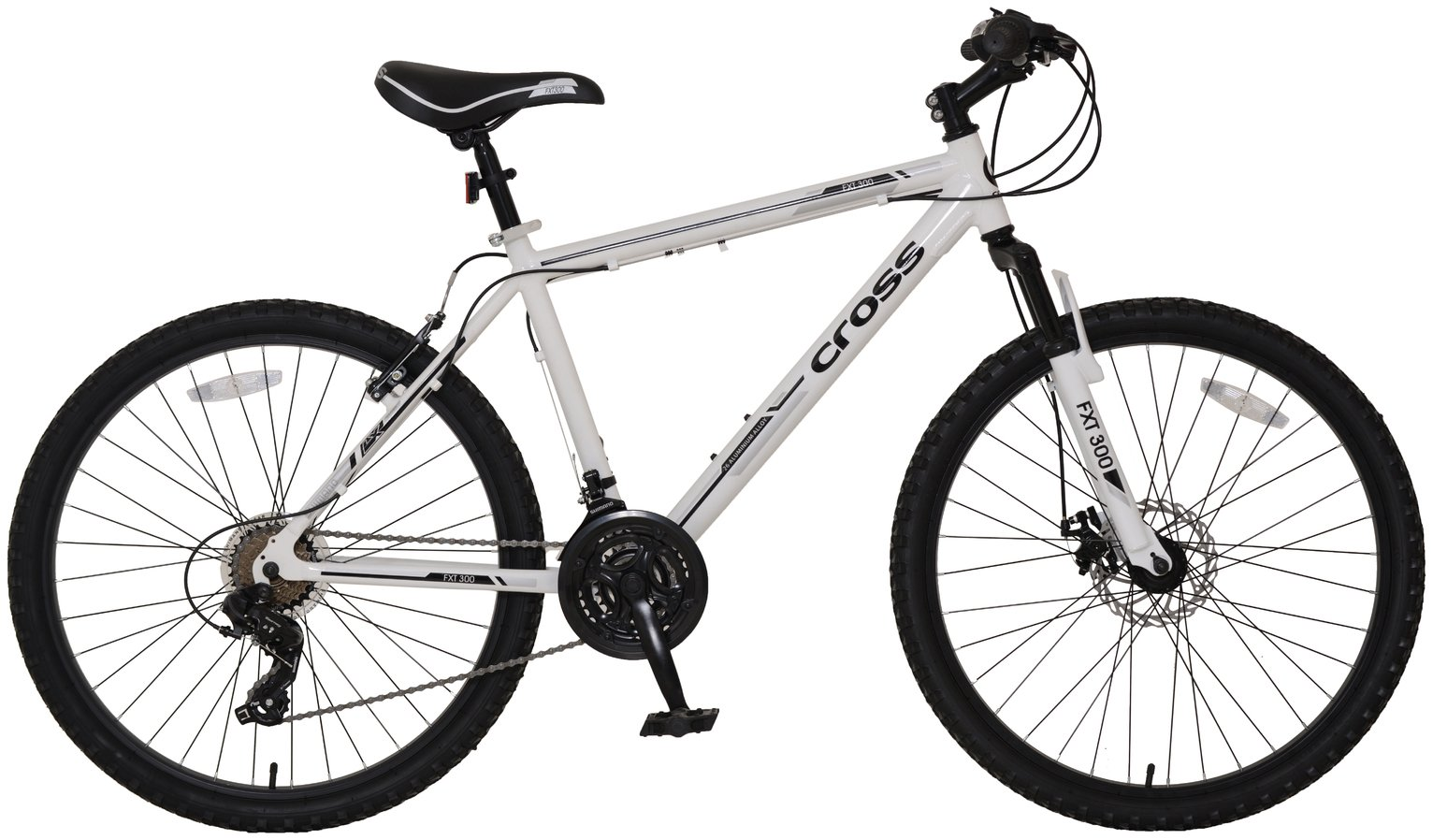 Image of Cross FXT30 Front Suspension Mountain 26 Inch Bike