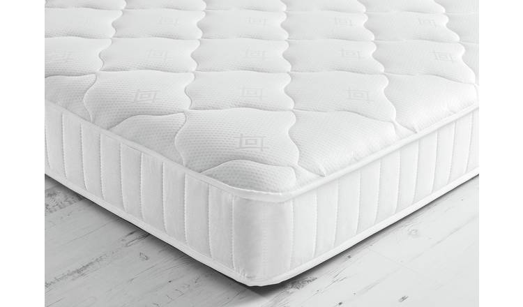 Argos Home Dalham 800 Pocket Memory Mattress - Single