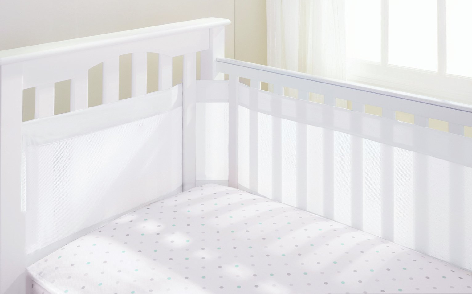 Image of BreathableBaby - Airflow - Cot Liner