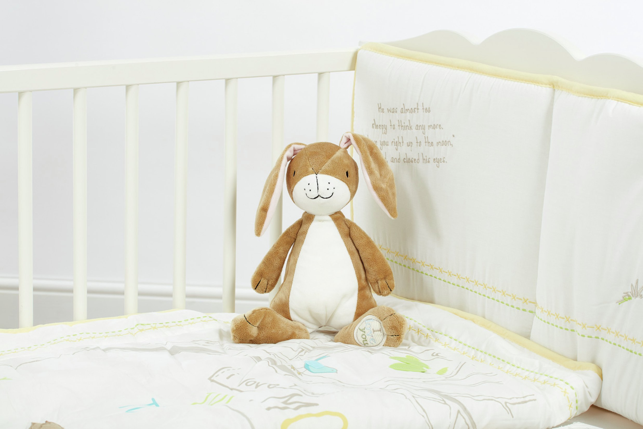 Image of Guess How Much I Love You - Big Nutbrown Hare - Soft Toy