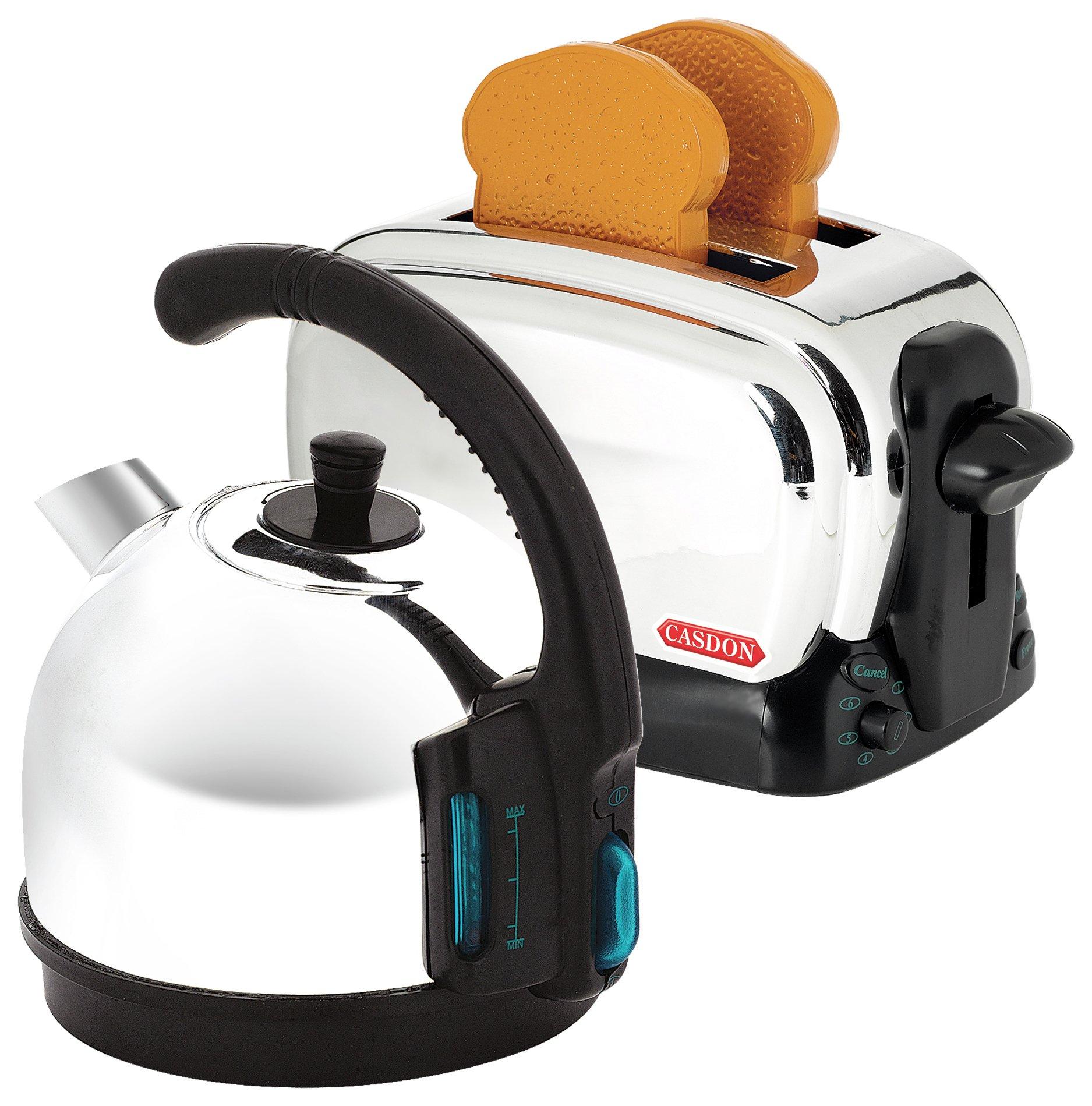 Image of Casdon Breakfast Set Roleplay Appliances.