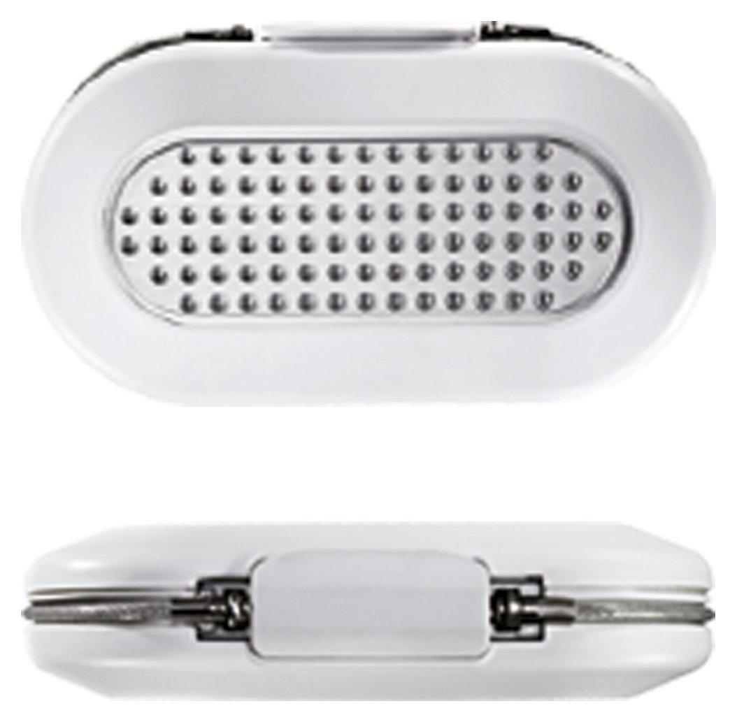 Master Lock Safe Space Portable Safe - White