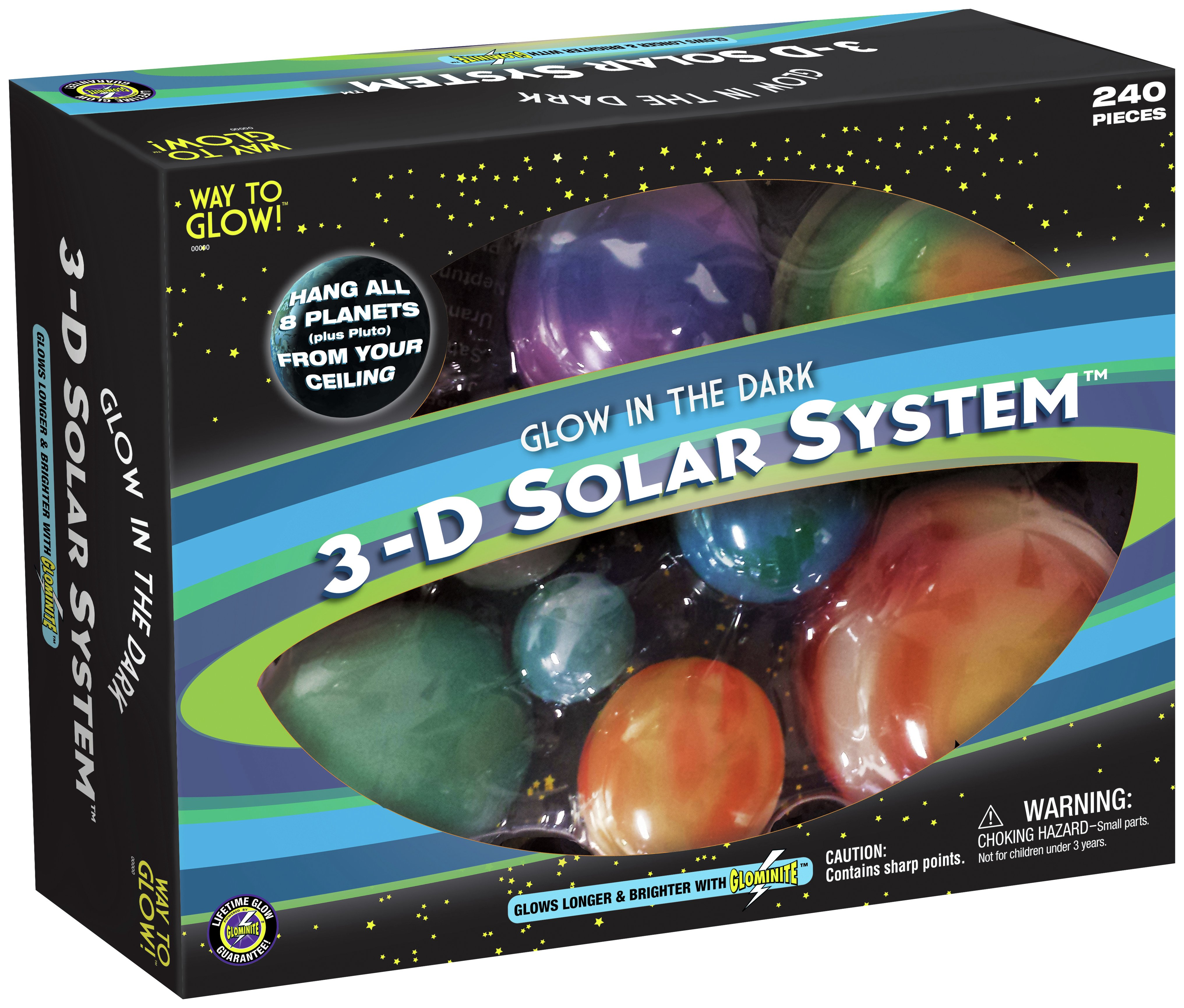 Great Explorations 3D Solar System. review