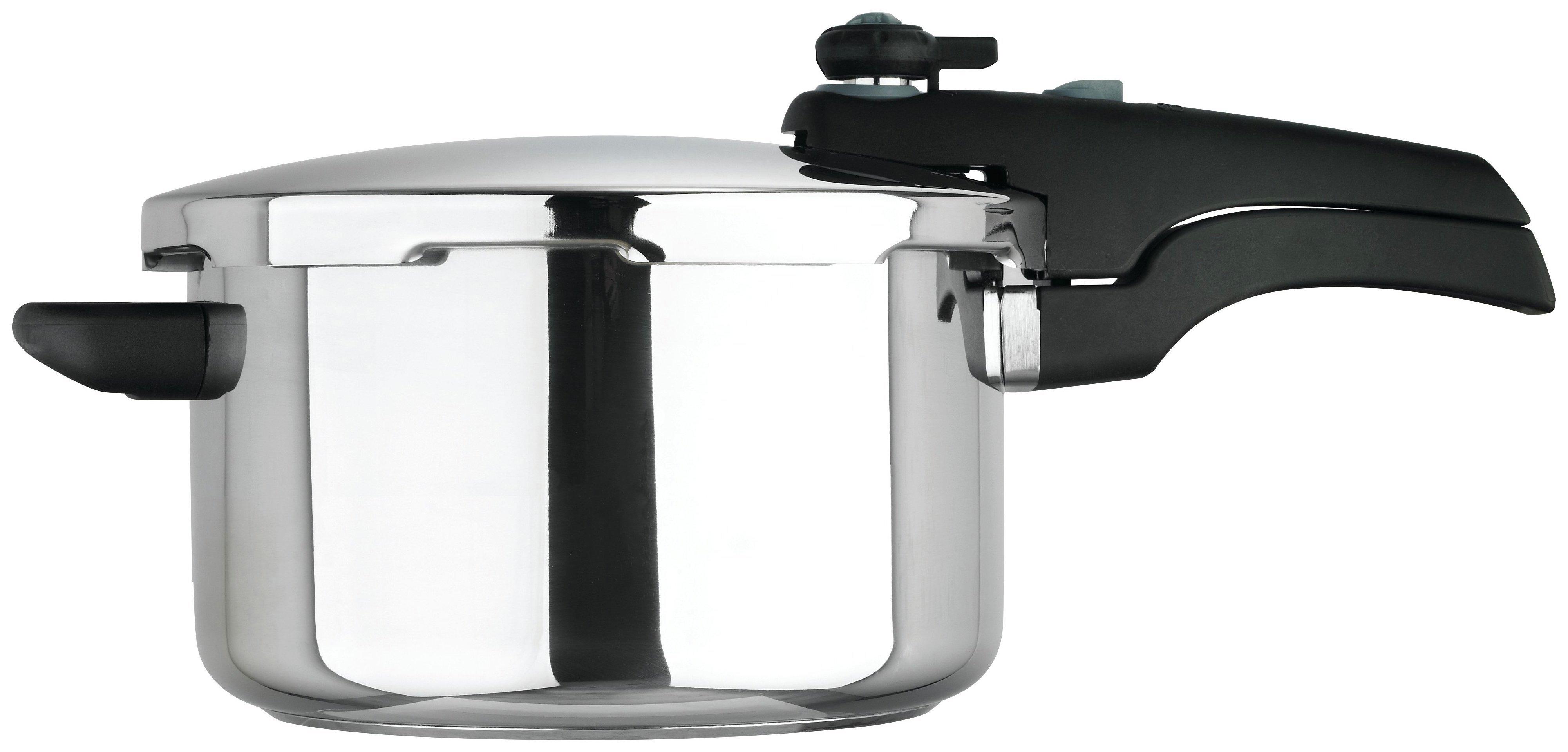 Image of Prestige 4 Litre Smart Plus Pressure Cooker