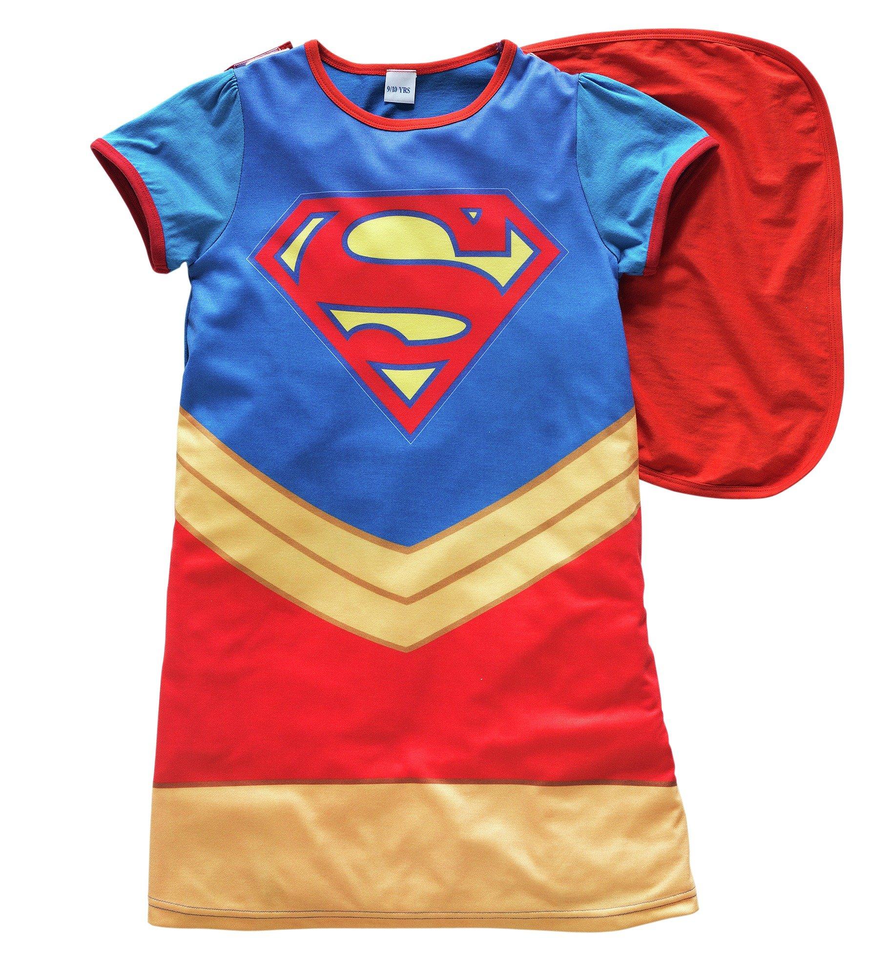 Image of DC Supergirl Nightie - 7-8 Years