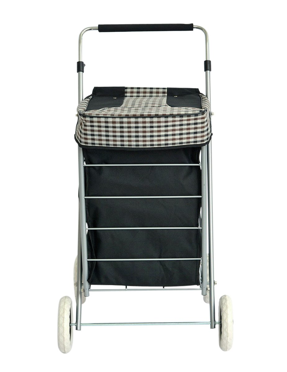 Image of 4 Wheel 23 Inch Shopping Trolley