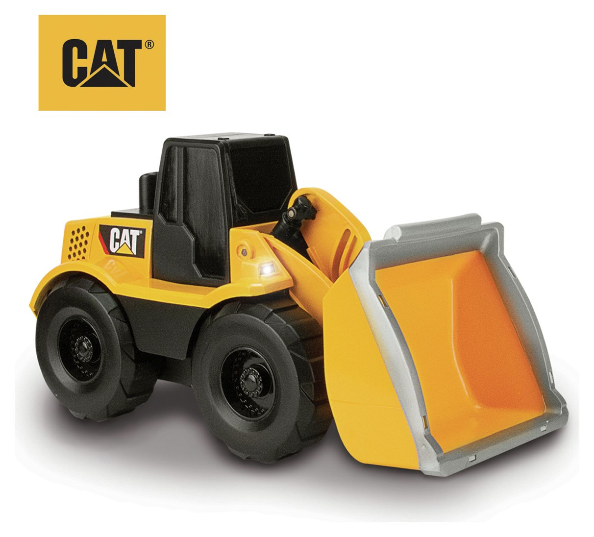 Image of CAT Big Builder Light and Sound Wheel Loader.