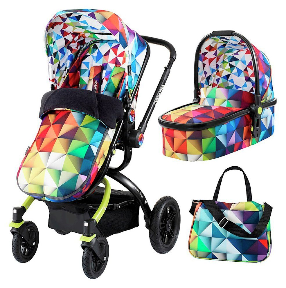 Image of Cosatto Ooba Pram & Pushchair - Spectroluxe