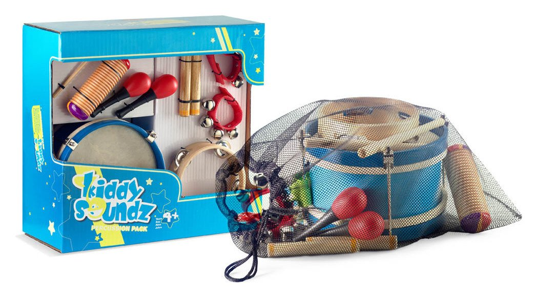 Image of A Star - Childrens' Starter Percussion Kit