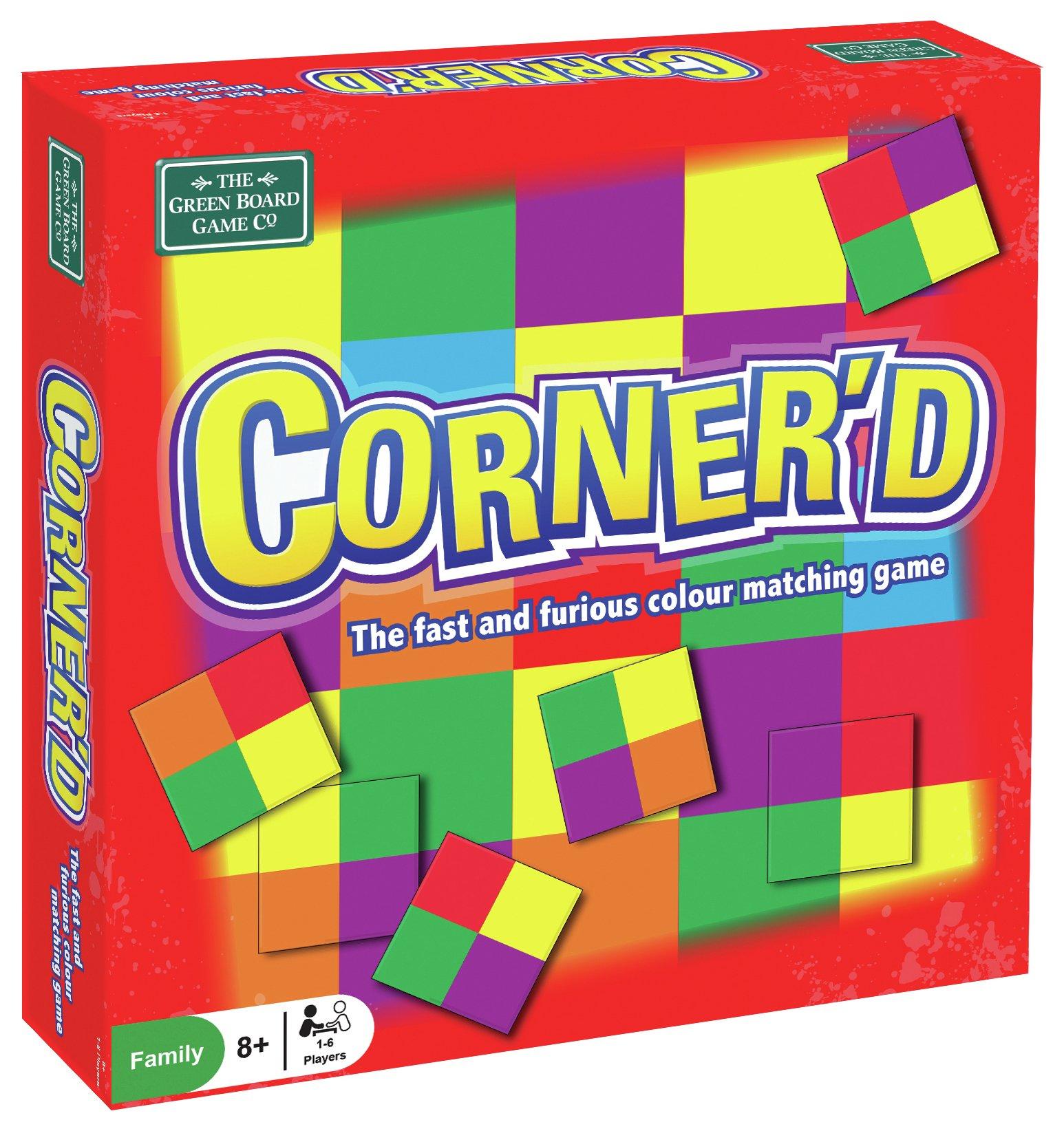 Image of Cornered Game.