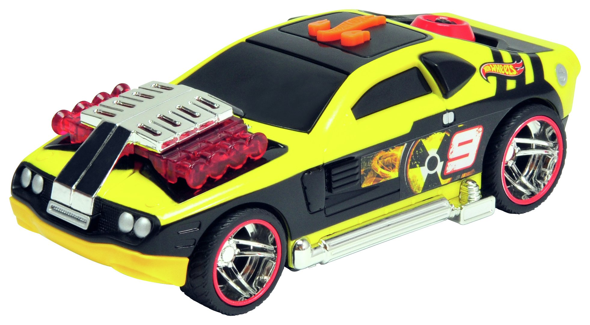 Hot Wheels Hollowback Flash Drifter Motorised Car.