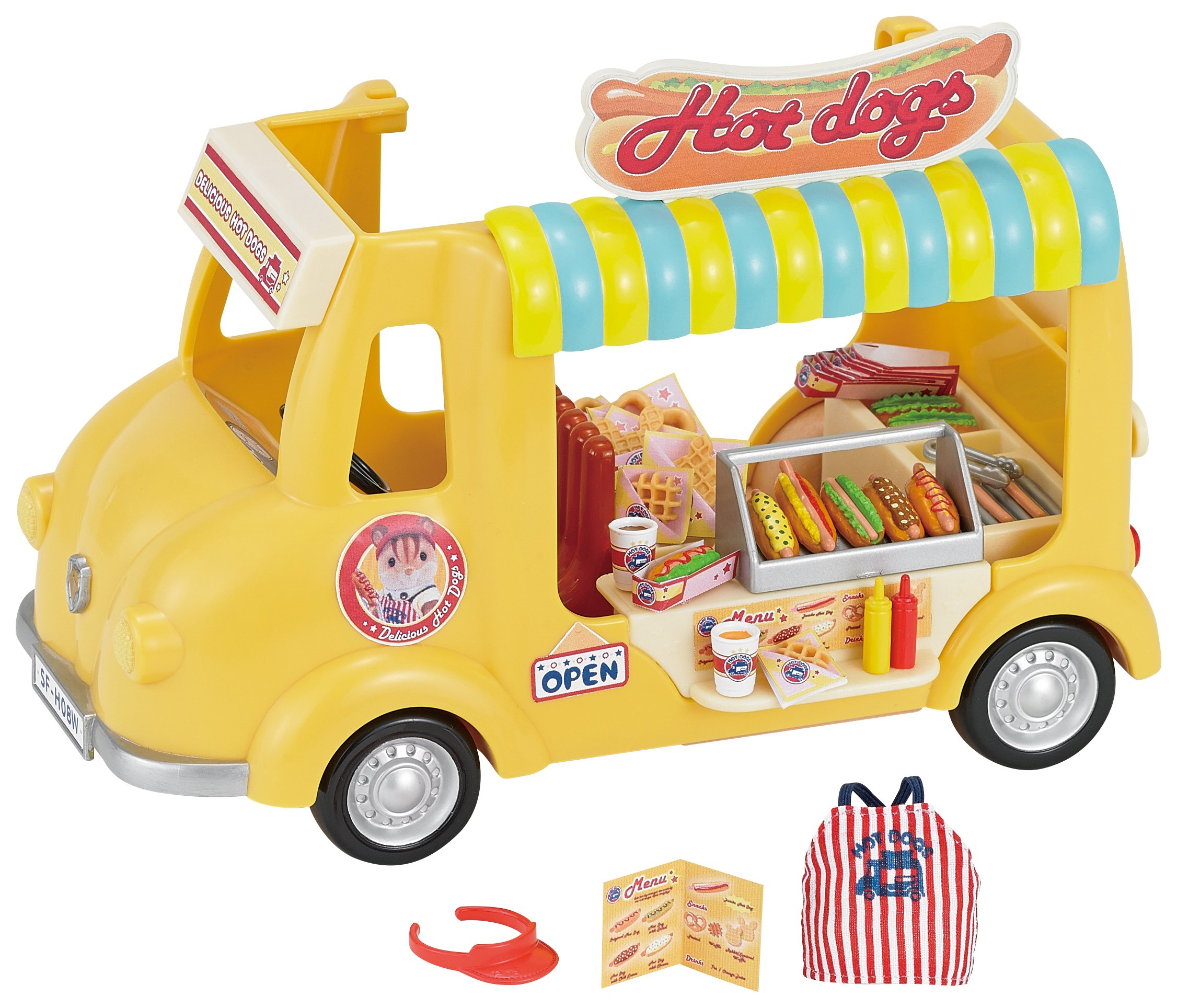 Image of Sylvanian Families - Hot Dog Van