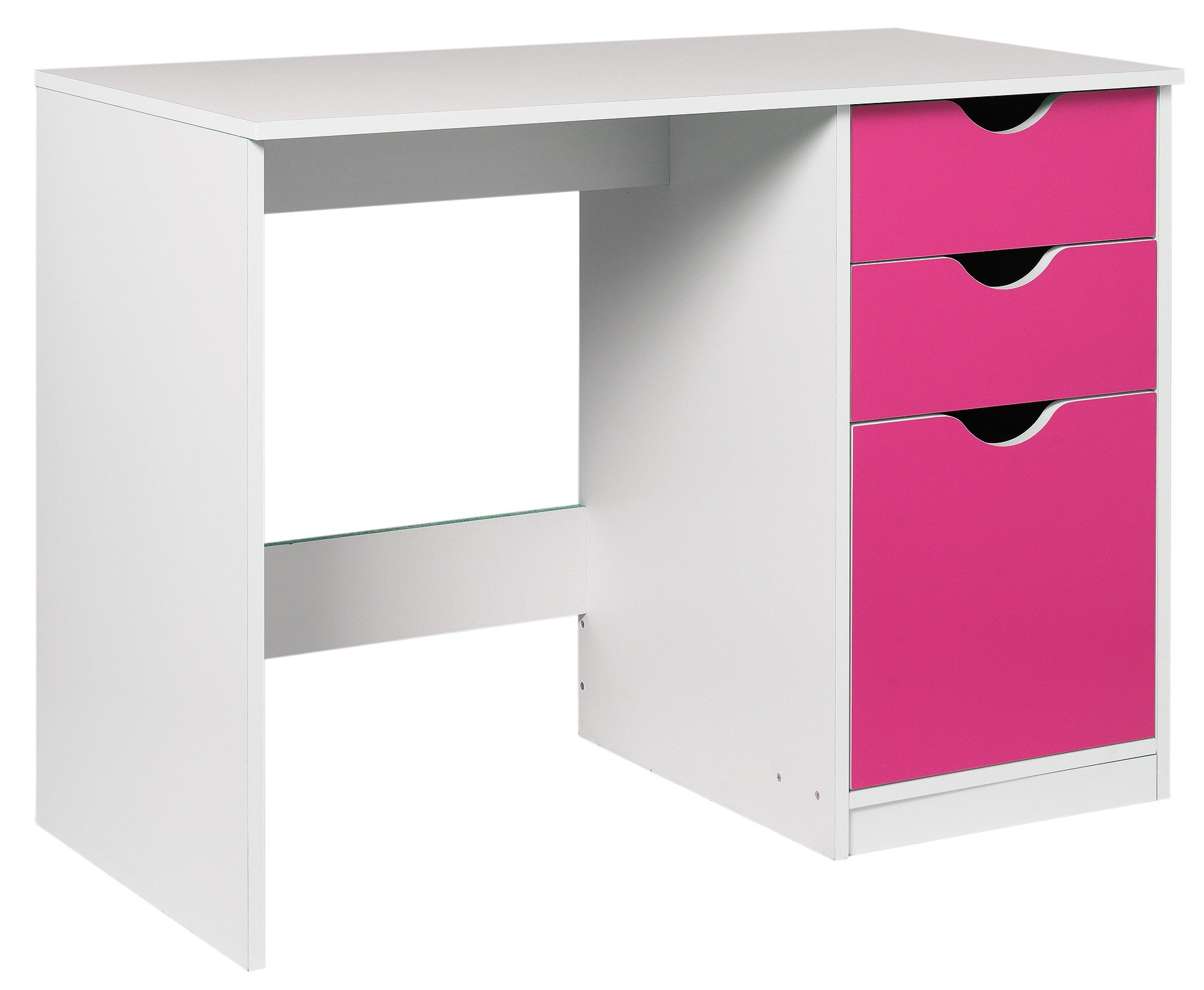 Argos Home Pagnell Pink Desk