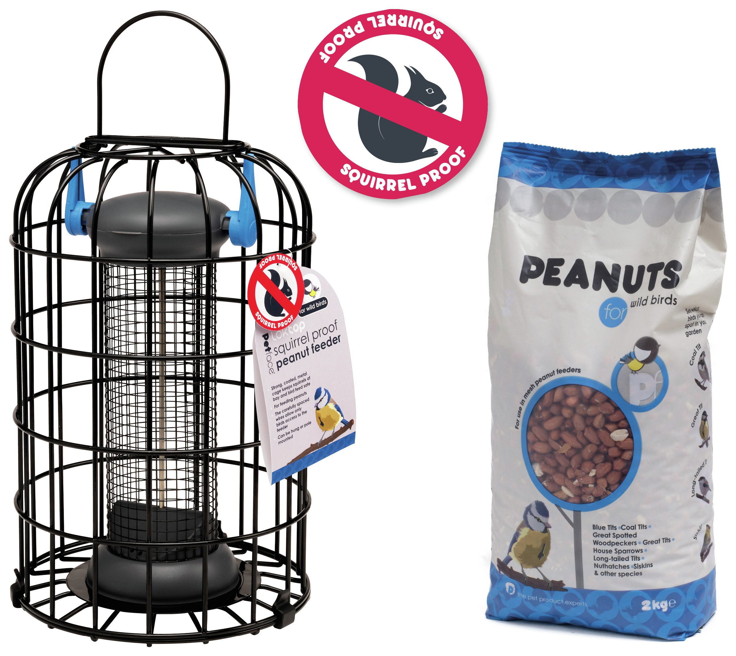 petface-loktop-squirrel-proof-wild-bird-peanut-feeder