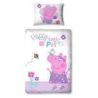 Peppa Pig - Happy - Bedding Set - Toddler