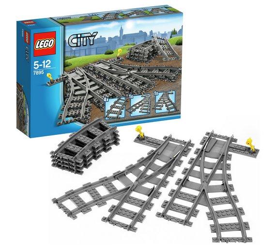 LEGO City Trains Switch Tracks - 7895