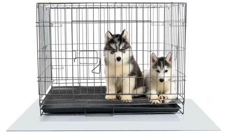 Dog Crate Floor Protection Mat - Large