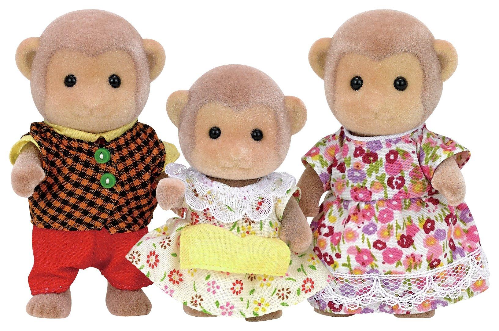 'Sylvanian Families Monkey Family.