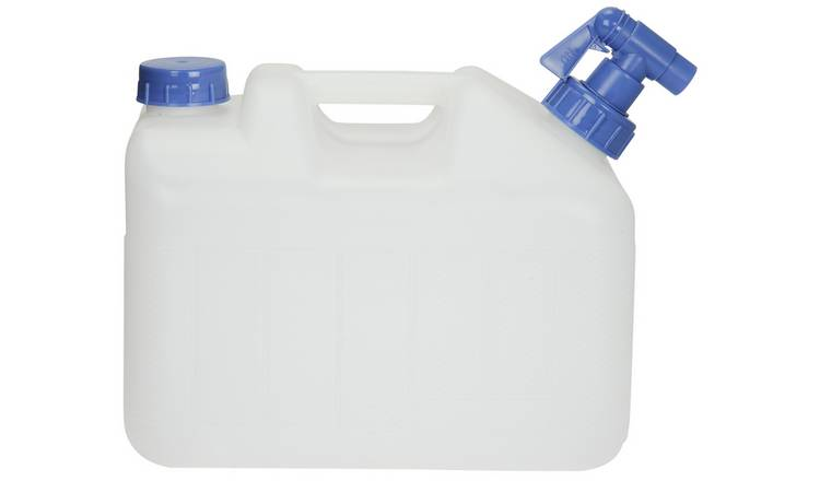 Buy Highlander Heavy Duty Jerry Can With Tap 10l Water Carriers Argos