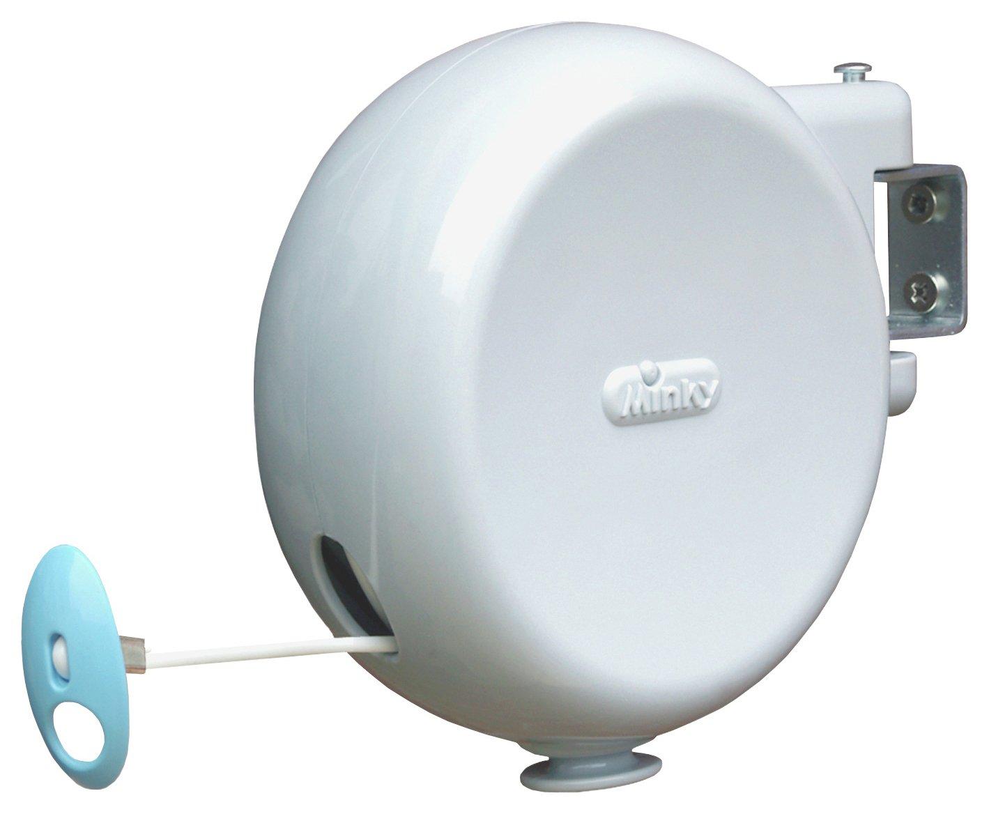 Minky 15m Retractable Reel Outdoor Washing Line
