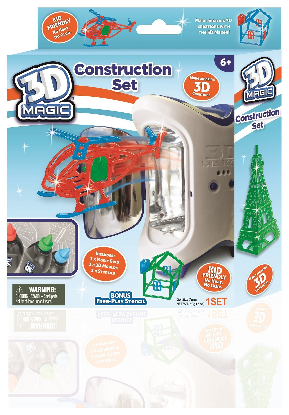 Compare retail prices of 3D Magic Maker Construction Mega Expansion Pack to get the best deal online