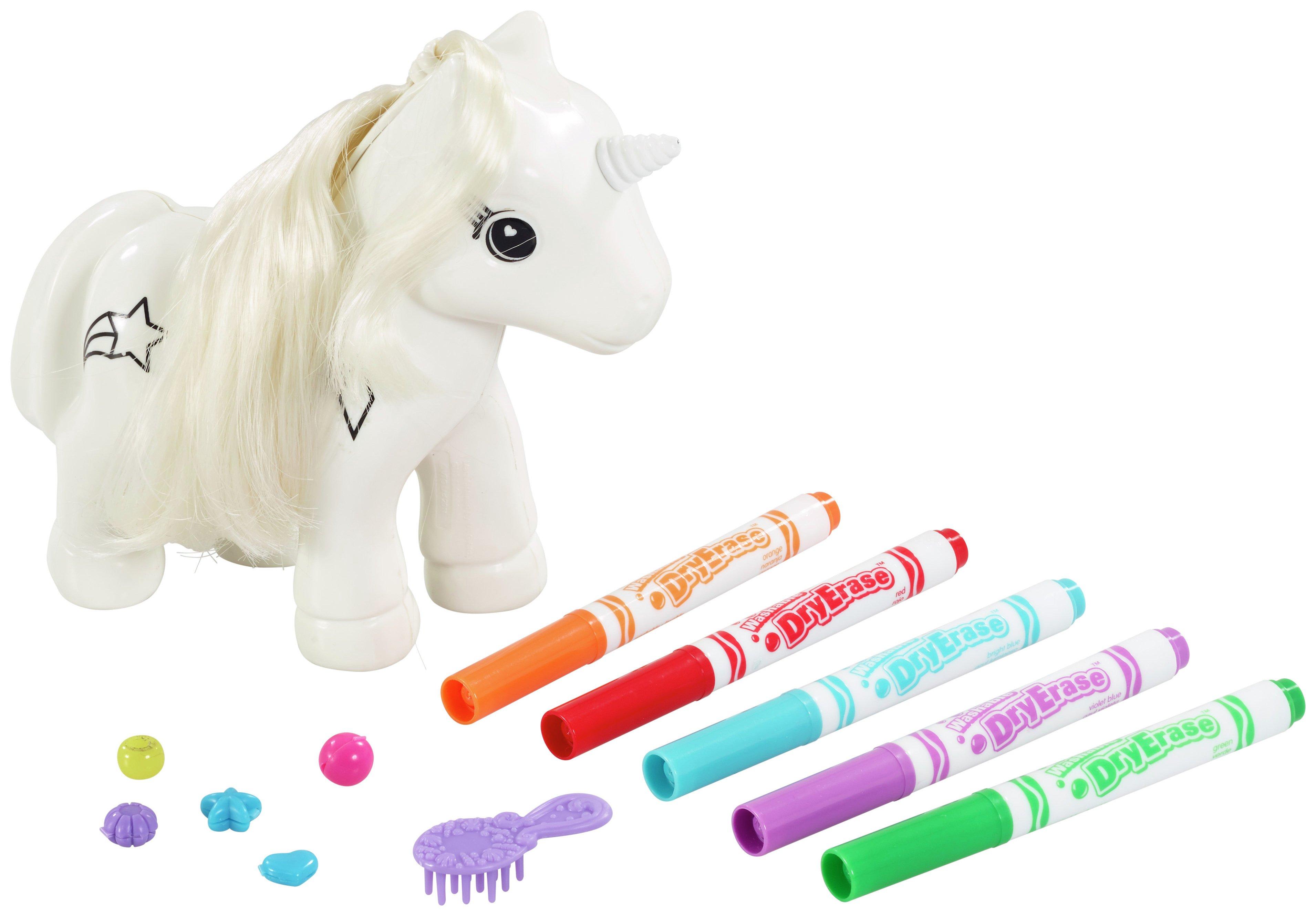 Image of Crayola Colour n Style Unicorn Craft Set