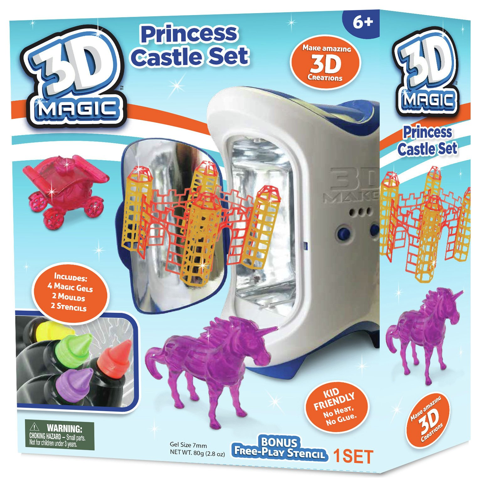 Compare prices for 3D Magic Maker Princess Castle Deluxe Expansion Pack