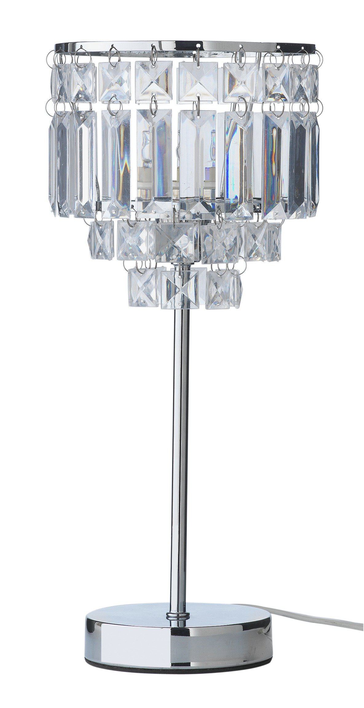 Image of Collection - Olivia Chrome - Table Lamp