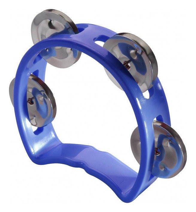 Stagg Mini Tambourine - Blue