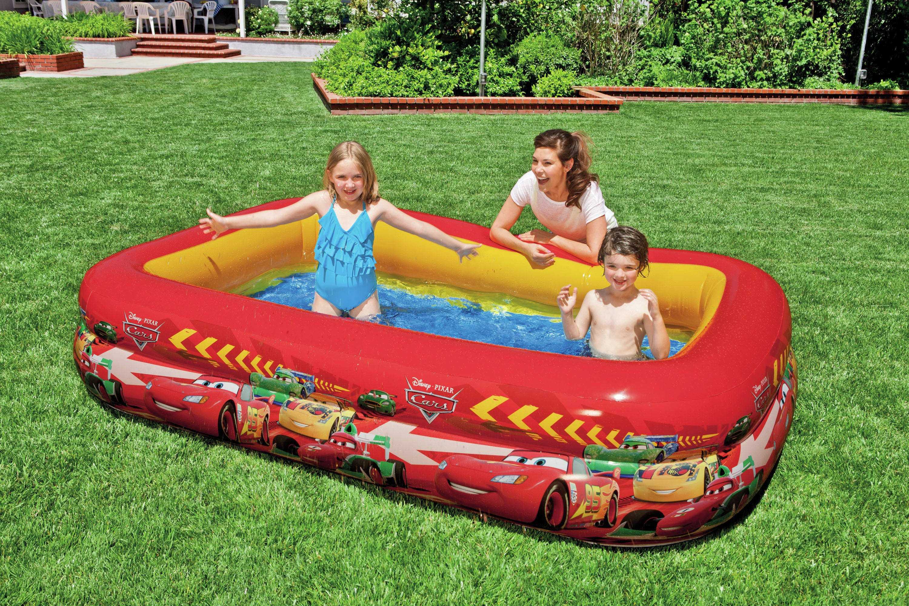 Disney - Cars Paddling Pool