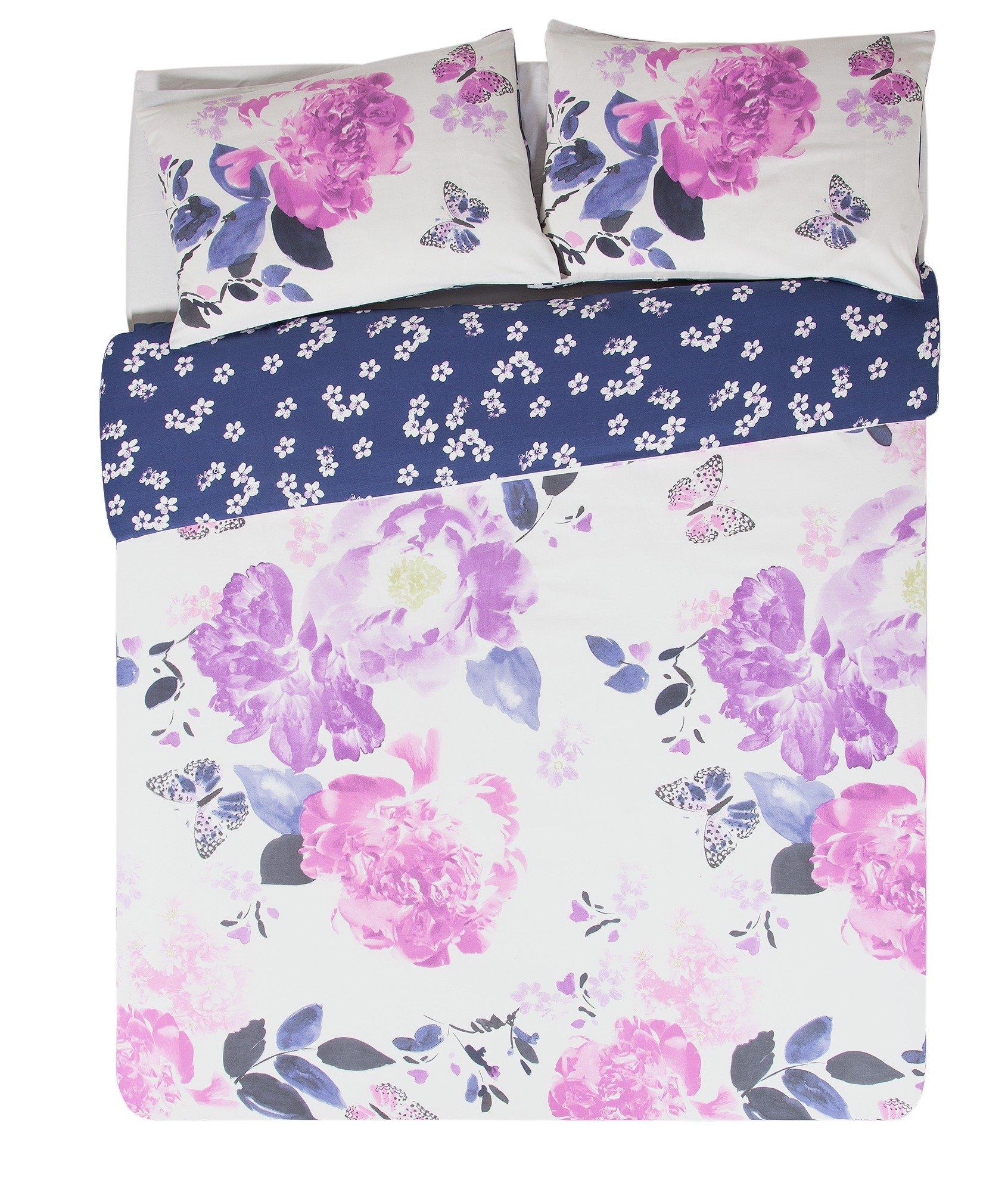 home jasmine bedding set  double