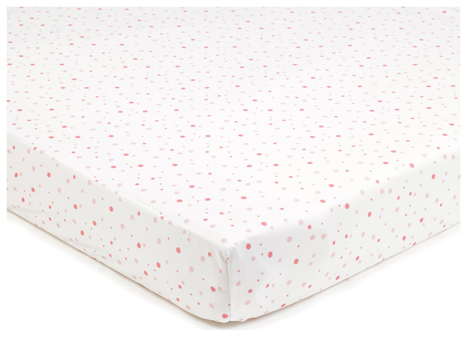 BreathableBaby 2 Cot Bed Sheets - English Garden