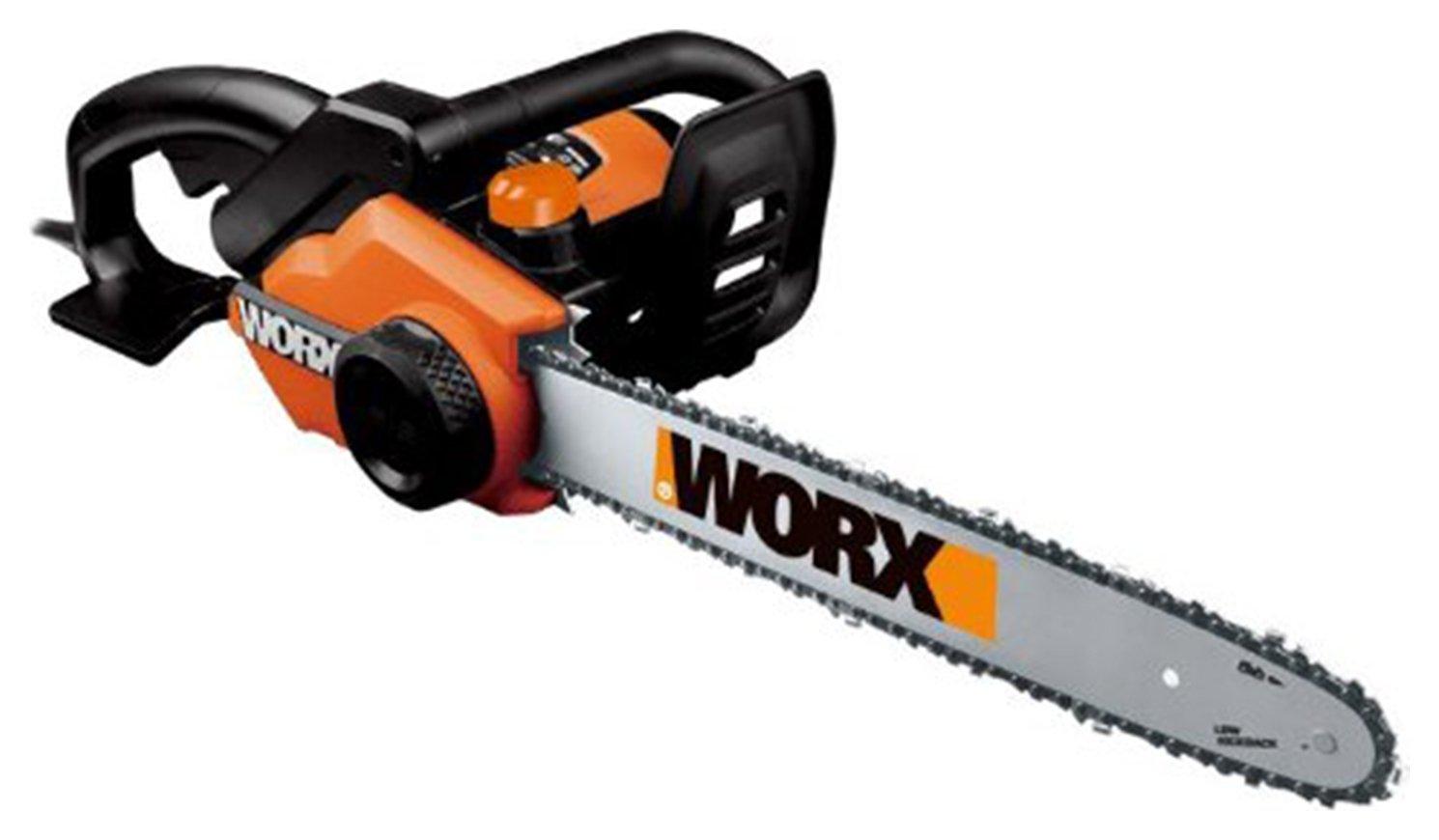 WORX WG303E 40cm Electric Chainsaw with - 2000W