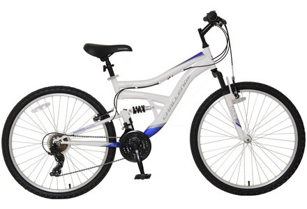 Challenge Tulip Dual Suspension Mountain Bike