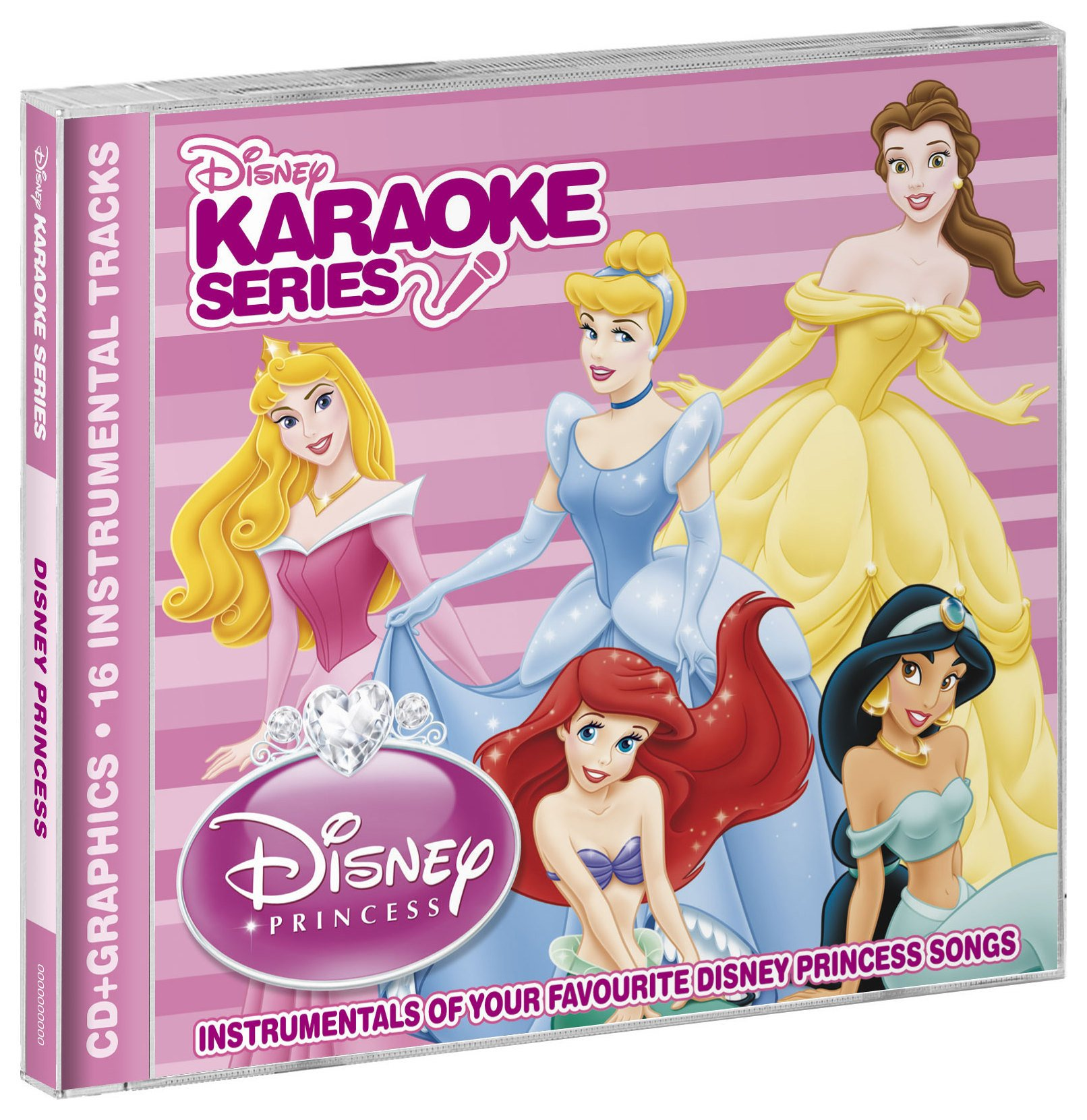 Image of Easy Karaoke - Disney Princess CD+G