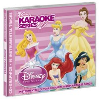 Easy Karaoke - Disney Princess CD+G