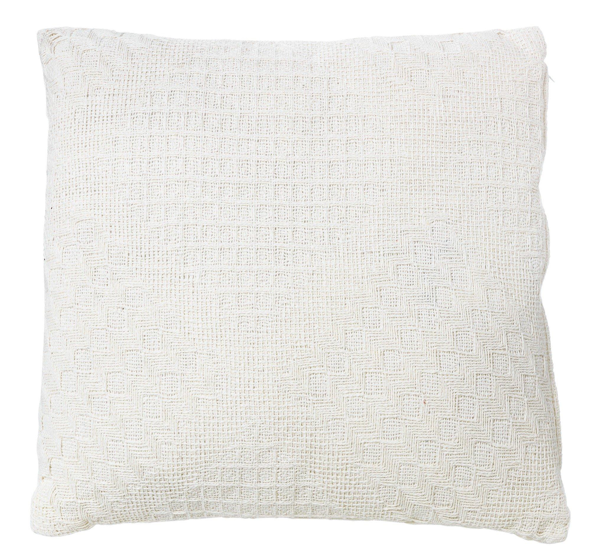 HOME Basic Cushion - Soft Cream