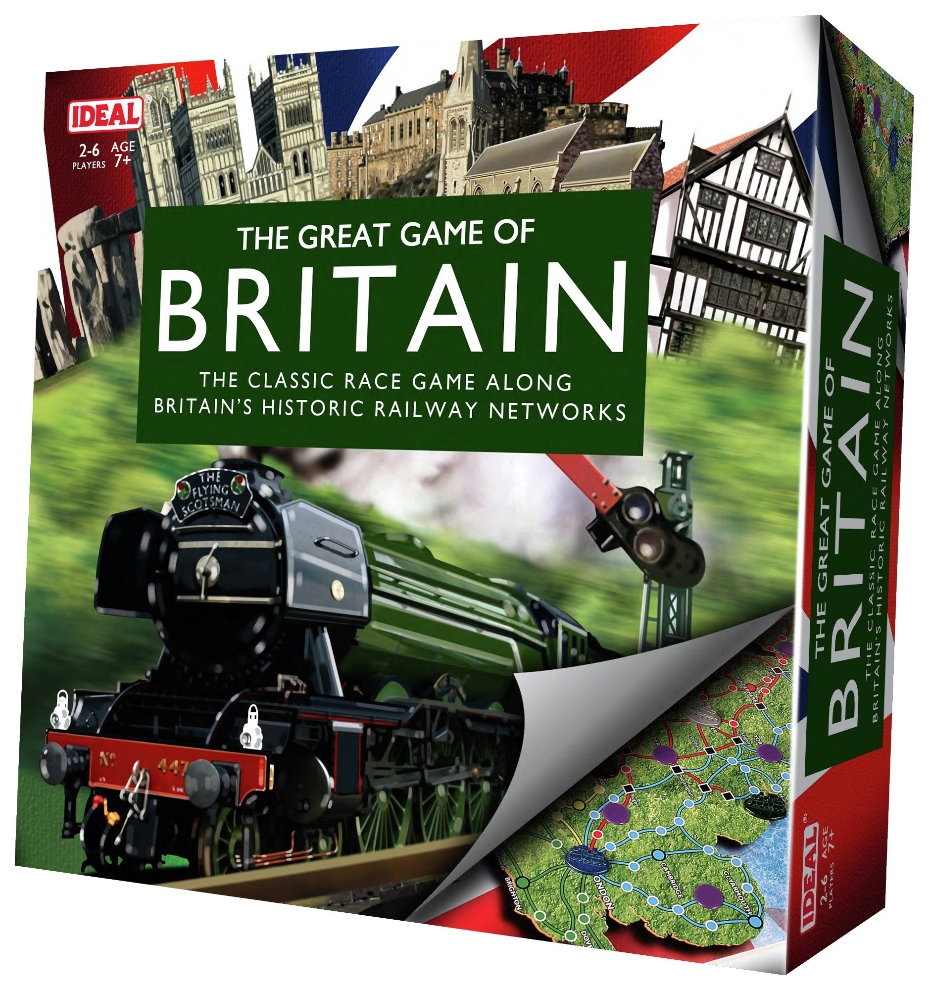 Ideal The Great Game of Britain.