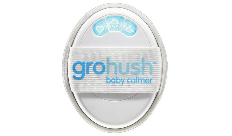 Buy The Gro Company Gro-Hush White Noise Baby Calmer | Cot toys and baby  mobiles | Argos