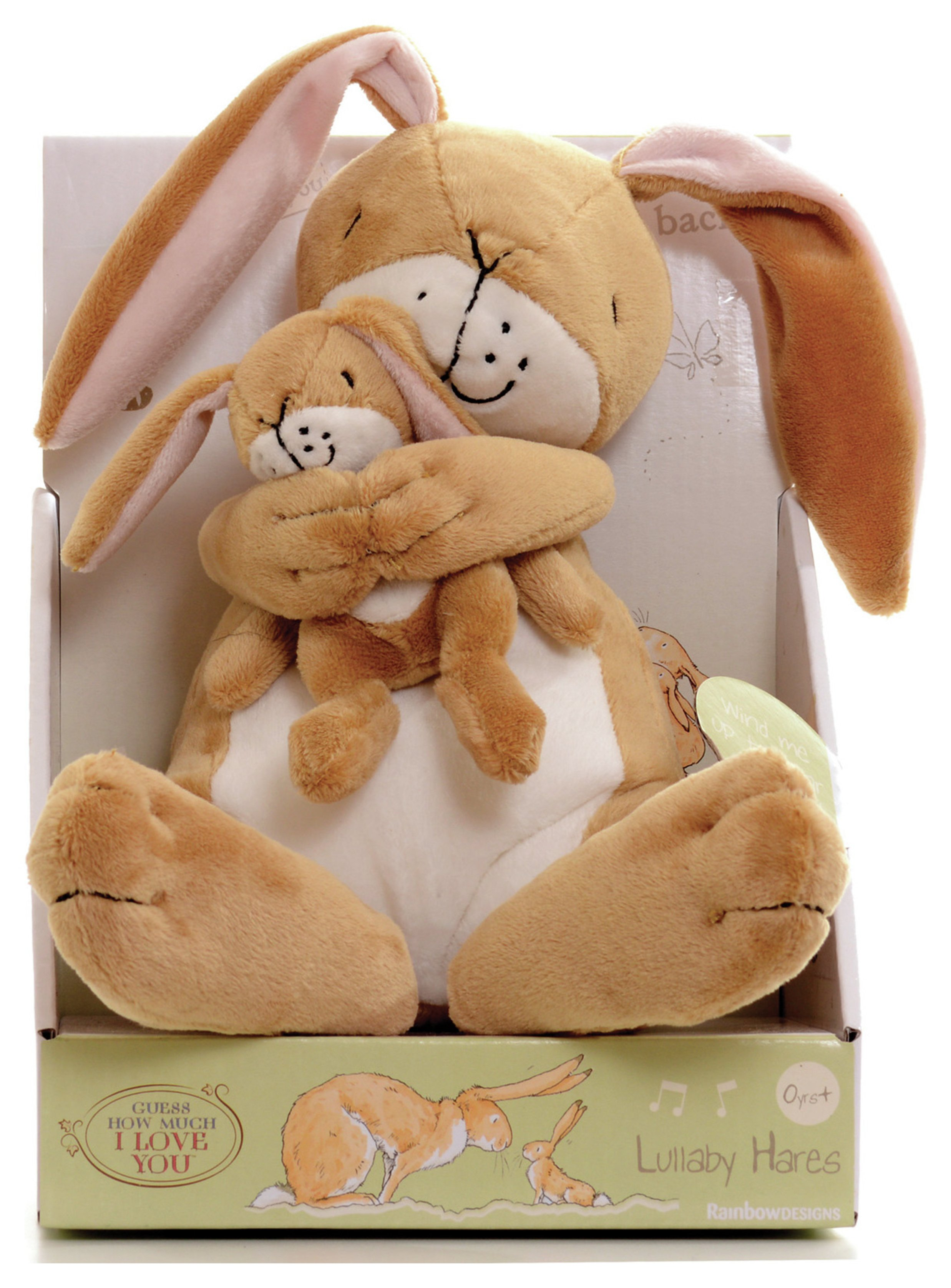 Image of Guess How Much I Love You - Lullaby Hare