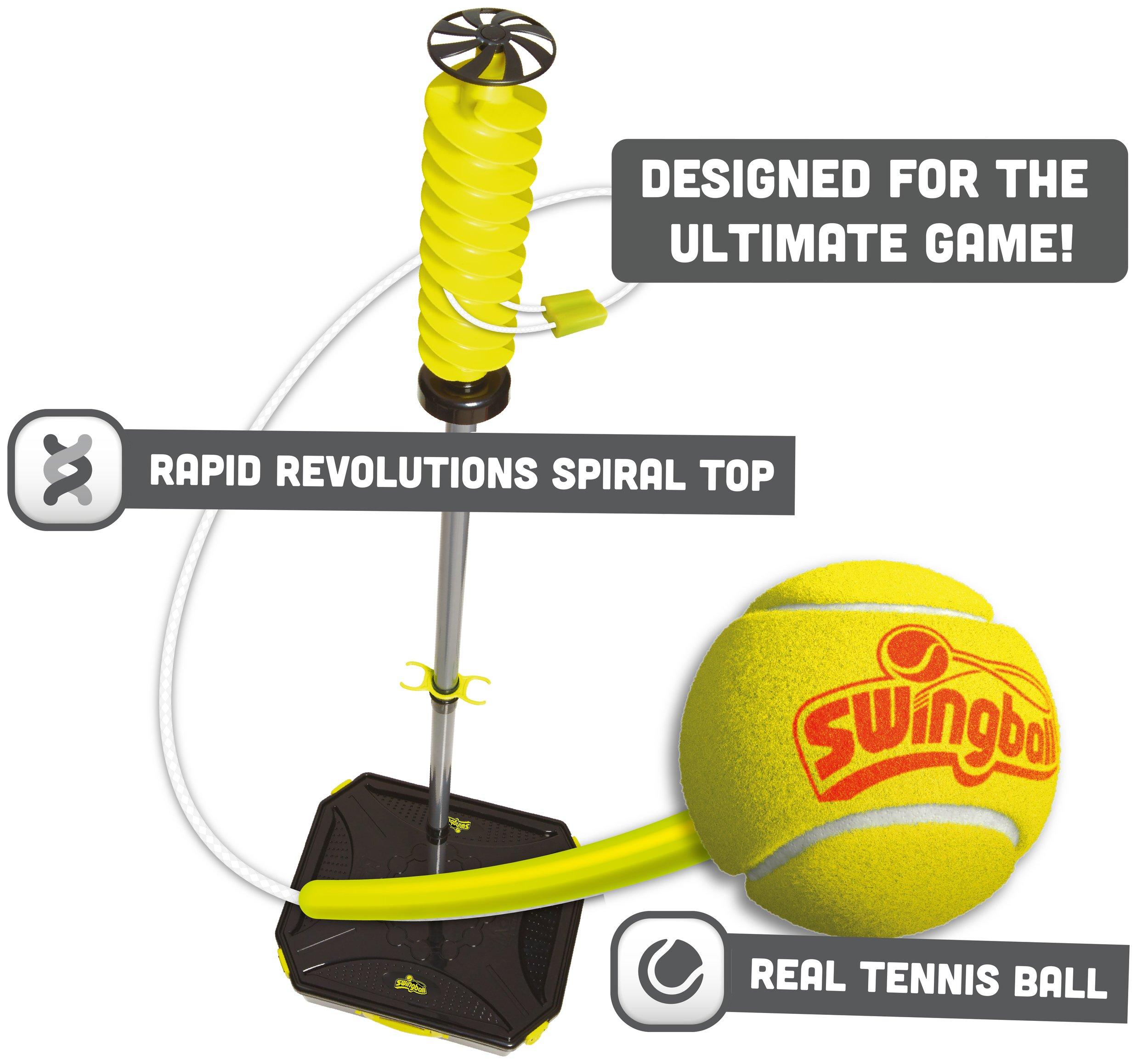 Balance Ball Argos: Swingball. Now Available