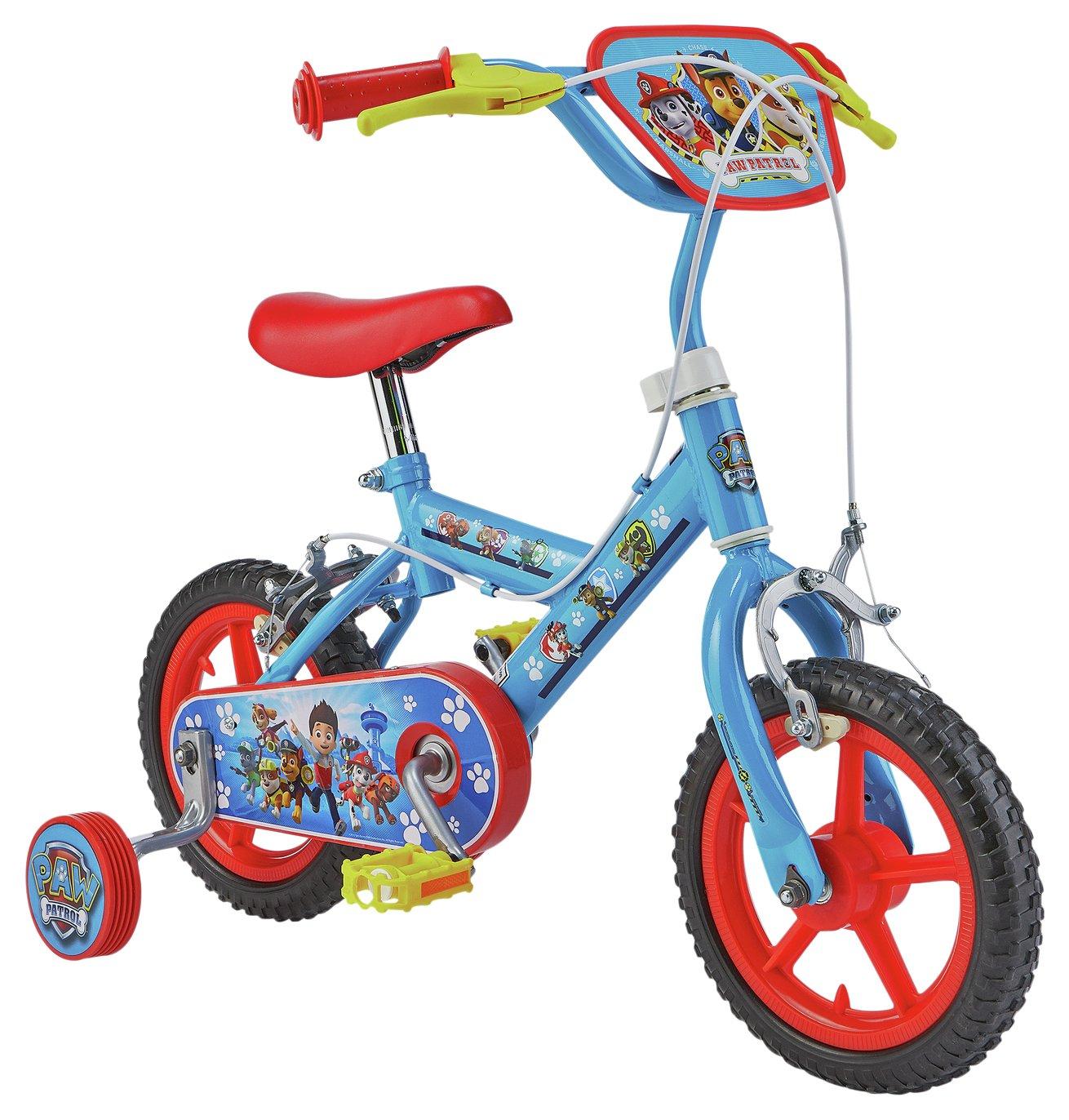 PAW Patrol 12 Inch Kids Bike