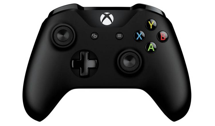 93f6a4aca9c Buy Official Xbox One Wireless Controller 3.5mm - Black