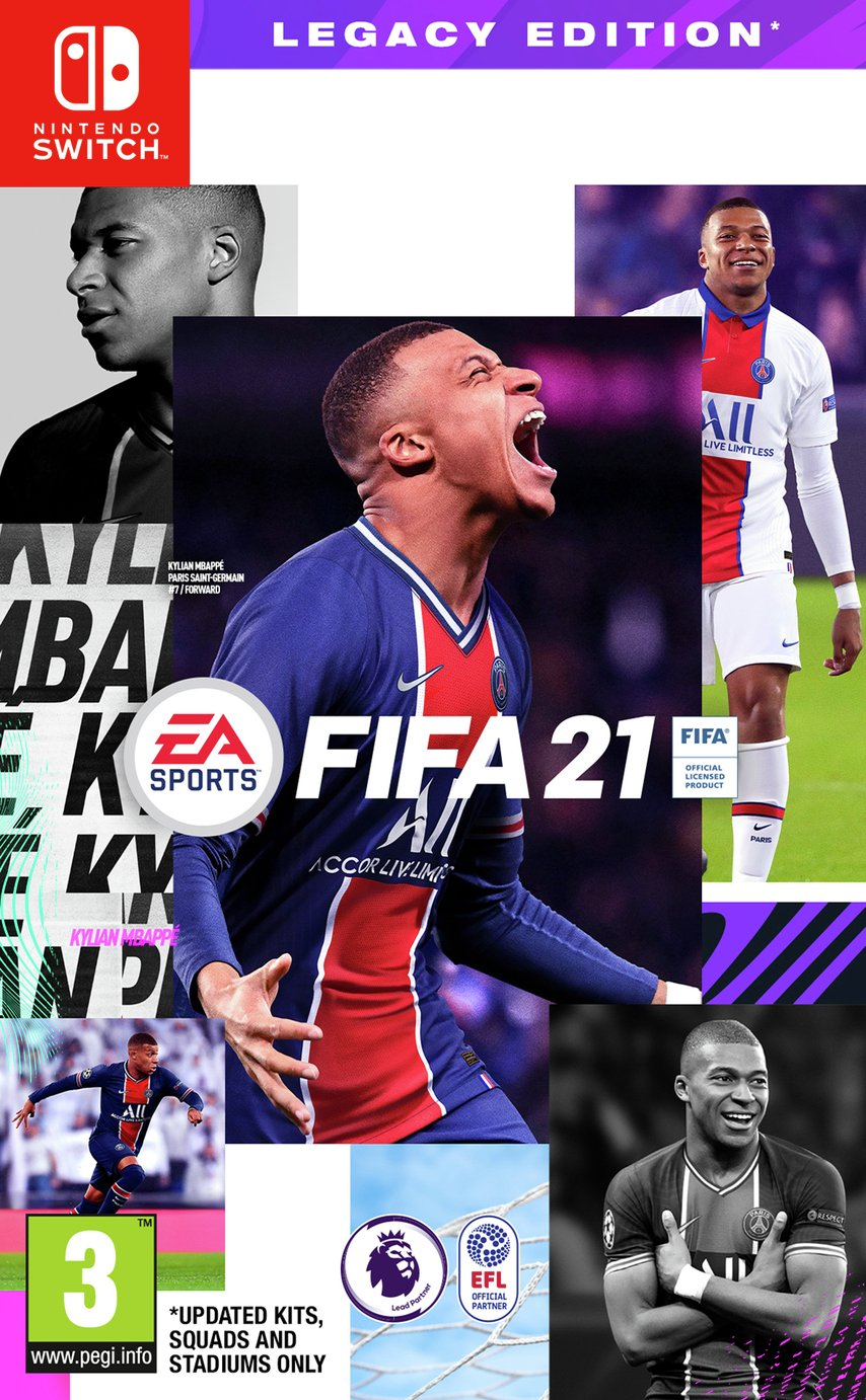 FIFA 21 Nintendo Switch Game