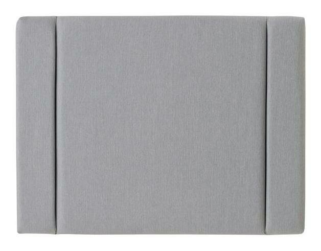 Silentnight Derwent Single Headboard - Light Grey