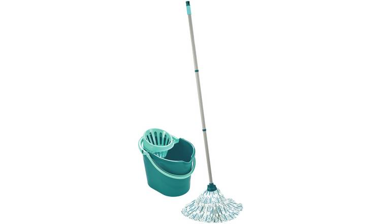 Leifheit Classic Mop and Bucket Set.