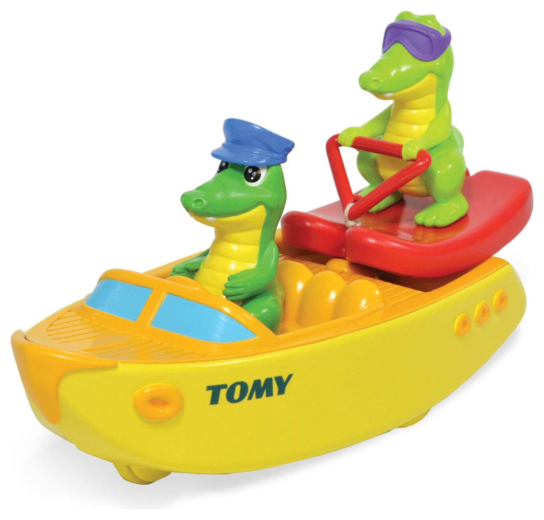 Tomy - Ski Boat Croc