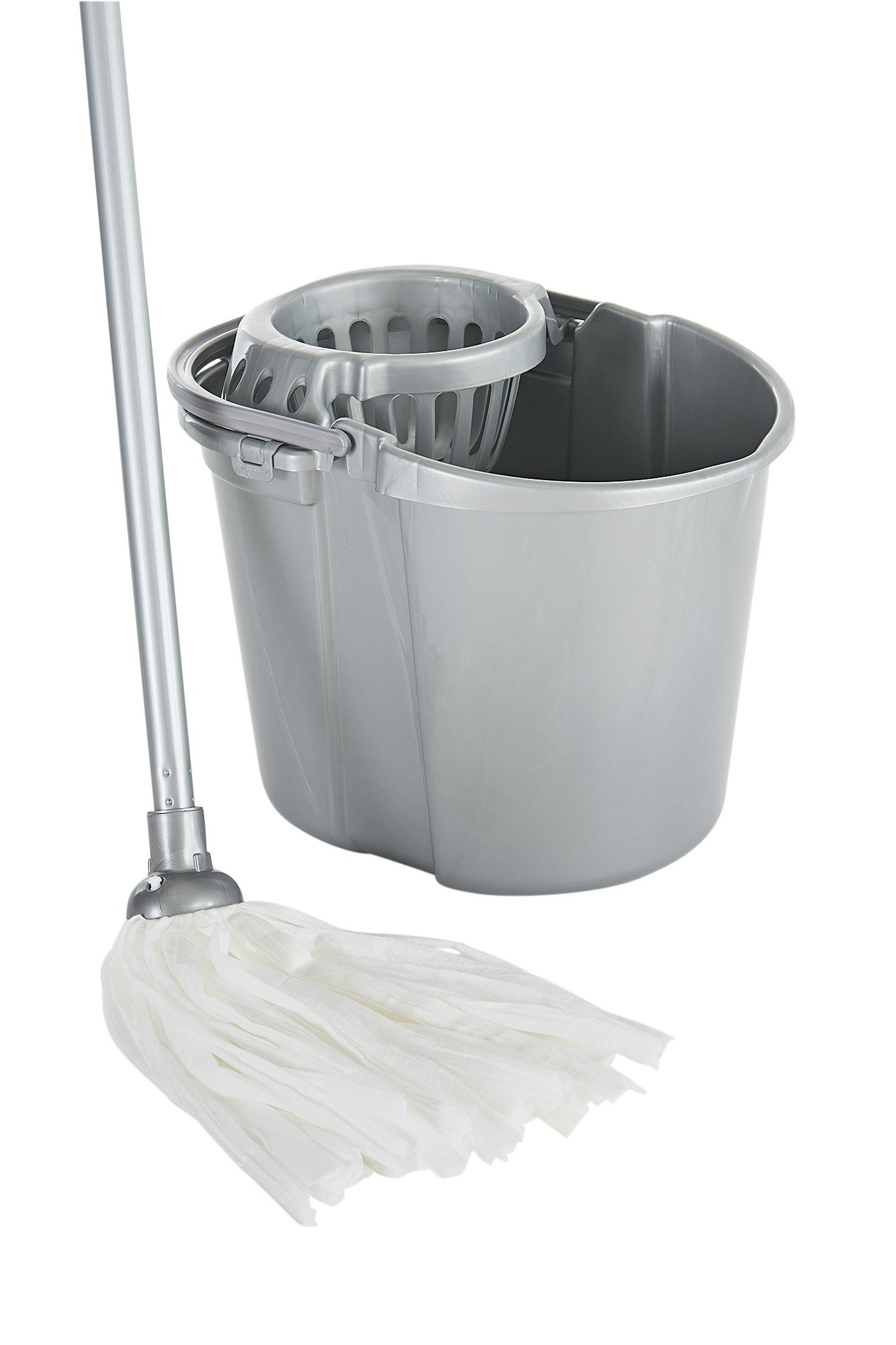 Image of Bentley - 13 Litre - Mop and Bucket Set