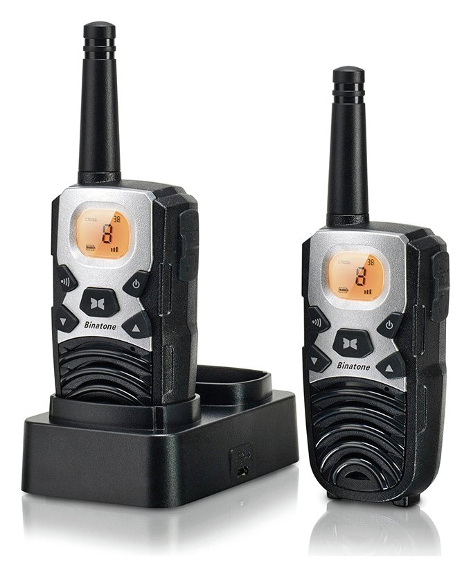 Image of Binatone - Terrain 350 Two Way Radios - Set of 2