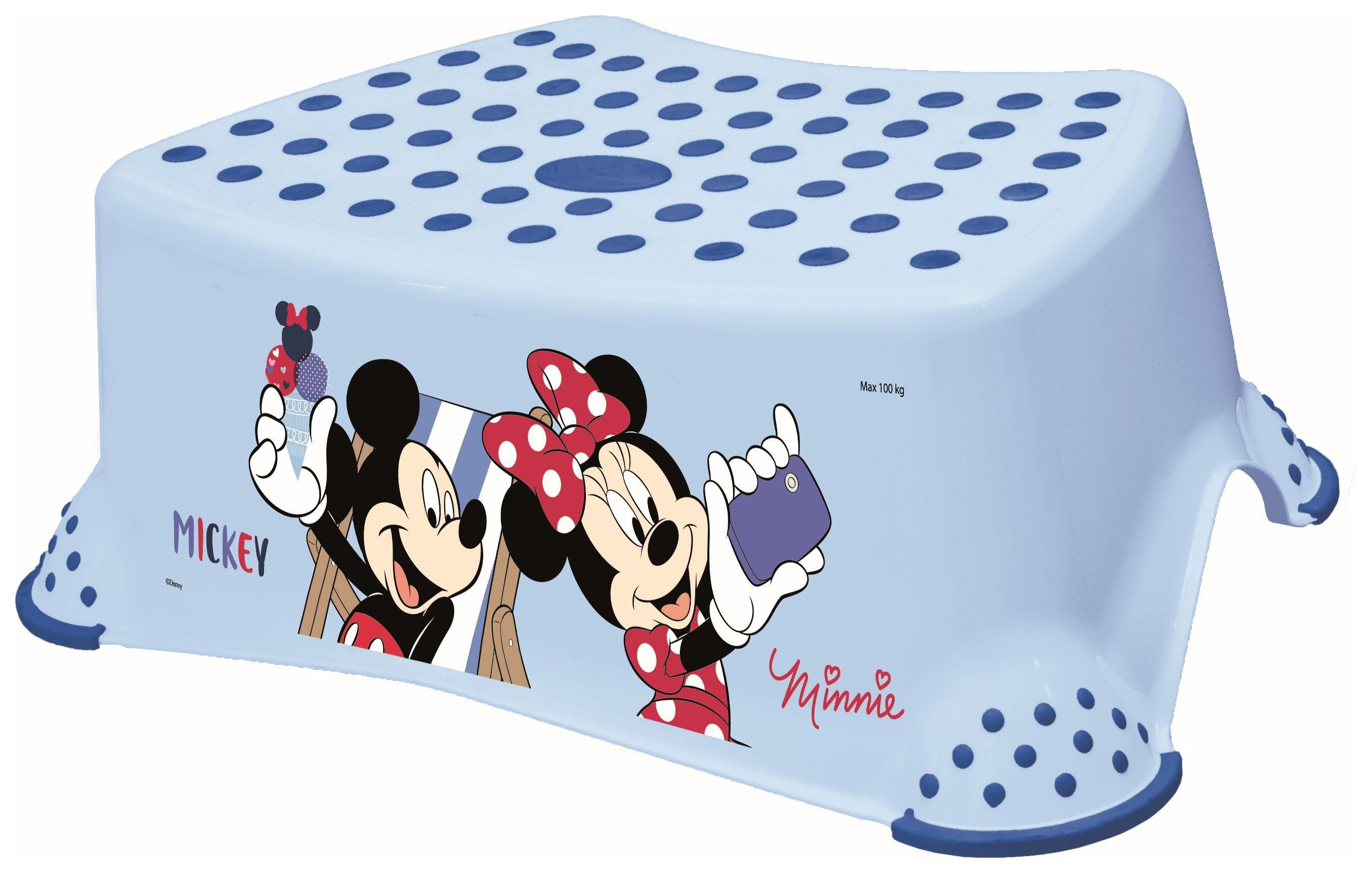 Image of Disney - Mickey Mouse Step Stool